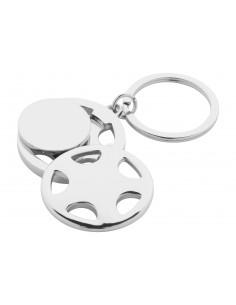 Brelok do kluczy w kształcie felgi