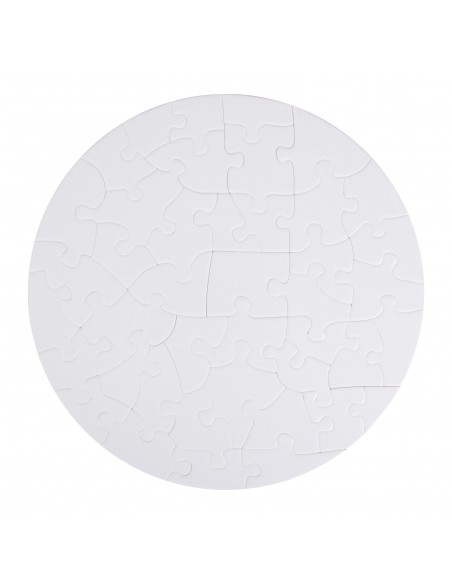 Puzzle z nadrukiem full color 20 cm