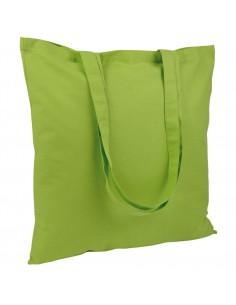 Torba bawełniana na zakupy  kolorowa 120 g/m2