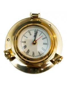 Zegar w bulaju okrętowym