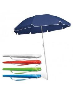 Parasol plażowy w etui