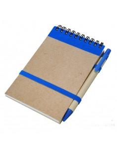 Notes eco 90x140/70k gładki z długopisem