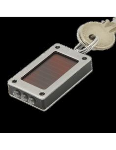 Latarka z baterią słoneczną, 3 diody LED True Utility