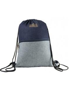 Plecak sznurkowy z jeansu Highline
