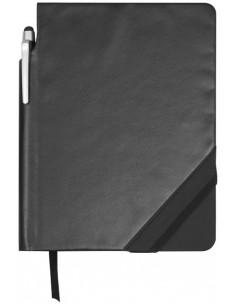 Notes A6 Patch-the-edge z długopisem