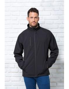 Softshell męski  Jacket black JKH