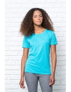 T-shirt JHK, damski sportowy