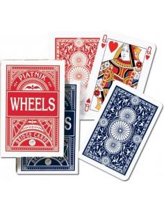 Karty do gry Piatnik Wheels