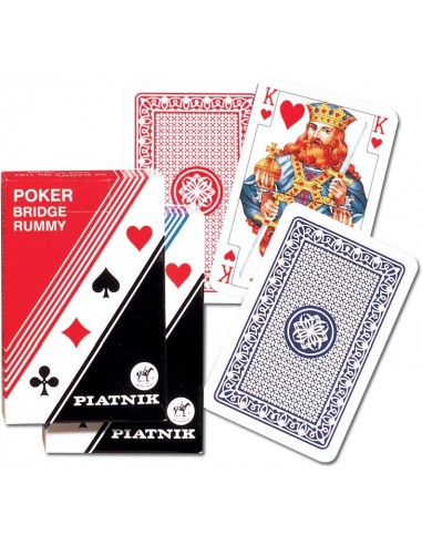 Karty do gry Piatnik Poker Brydż