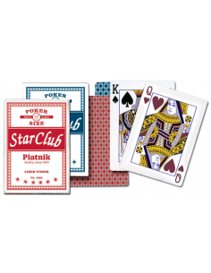 Karty do gry Piatnik Star Club