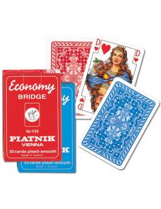 Karty do gry Piatnik Economy