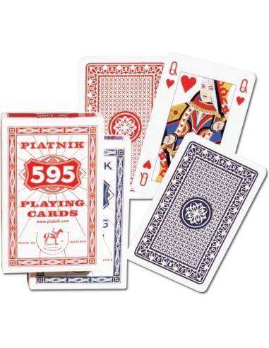 Karty do gry Piatnik typ 595