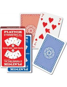 Karty do gry Piatnik Symetryczne