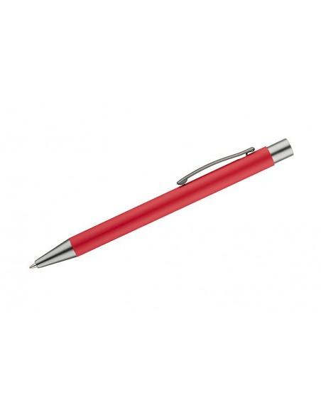 Długopis metalowy gumowany Goma