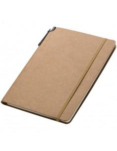 Notes A5 szary papier