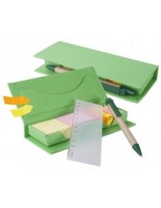 Bloki karteczek z papieru ekologicznego