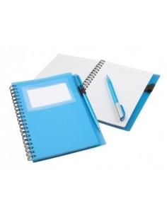 Notes w plastikowej oprawie Tagget
