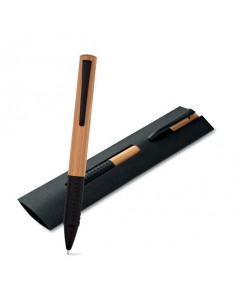 Długopis z bambusa Beach