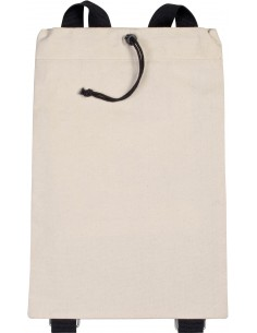 Plecak z Bawełny Canvas Kimmod