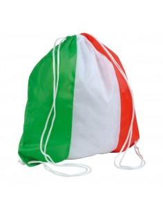 Worek sznurkowy włoska flaga