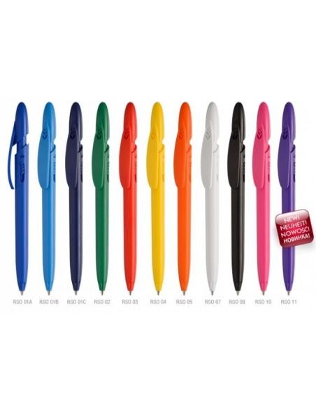 Długopis plastikowy Rico Solid