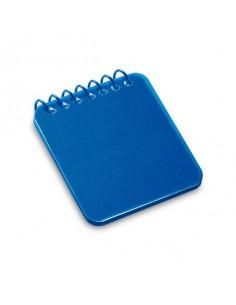 Notes kieszonkowy w plastikowej oprawie