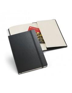Notes A5 z dodatkową kieszenią