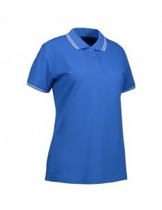 Damska koszulka polo pigue / kontrast Id Identity