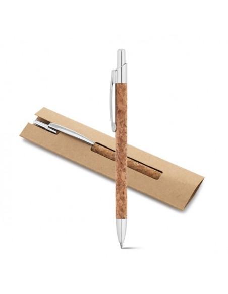 Długopis z korka
