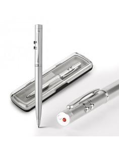Długopis metalowy z laserem EBRE