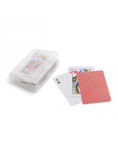 Talia kart w plastikowym pudełku