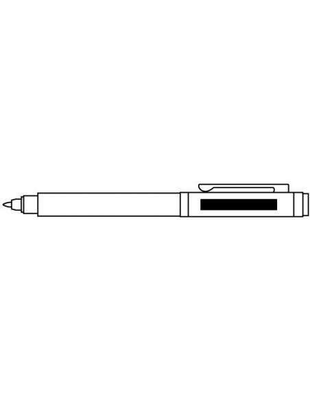 Metalowy długopis CARBONIUM