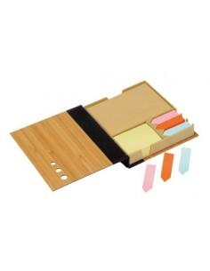 Pudełko na notatki okładka bambusowa Bomboo Note