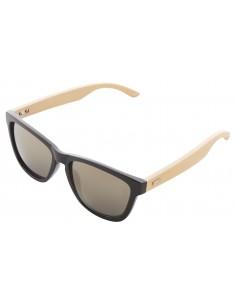 Okulary przeciwsłoneczne z bambusa