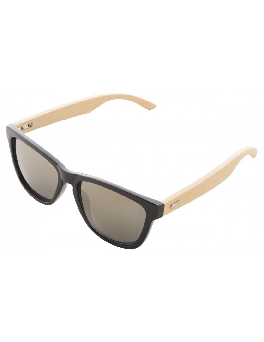 5bf37c1523 Okulary przeciwsłoneczne z bambusa z własnym nadrukiem
