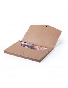 Teczka A4 karton z recyklingu