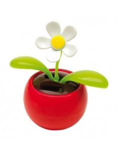 Kwiatek na baterię słoneczną Waver