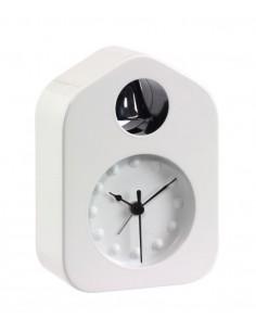 Zegar na biurko BELL w kształcie dzwonnicy