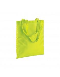 Torba na zakupy fluorescencyjny poliestrer
