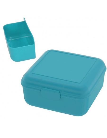 Pudełko śniadaniowe lunch box Cube Deluxe BPA Free