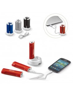 Zestaw powerbanków Family Set 2200 mAh Toppoint