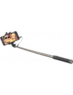 Selfie stick z power bankiem 2200 mAh