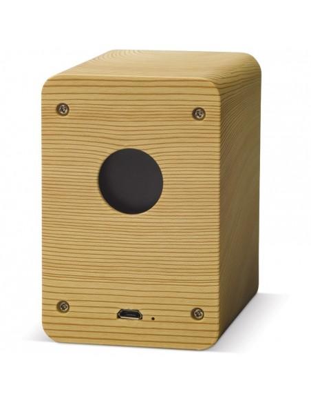 Klasyczny głośnik bezprzewodowy z drewnianym motywem Toppoint