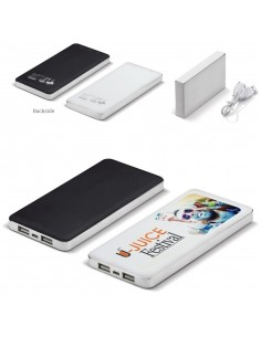 Powerbank slim TUV GS 11000 mAh Toppoint