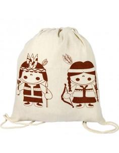 Plecak dla dzieci Indianie