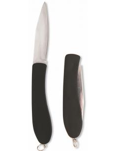 Nóż ze stali nierdzewnej kolorowa obudowa Basilea