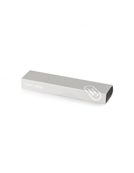 NEO Aluminiowy długopis z mechanizmem obrotowym