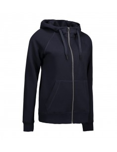 Damska bluza z kapturem rozpinana ID Identity 0639