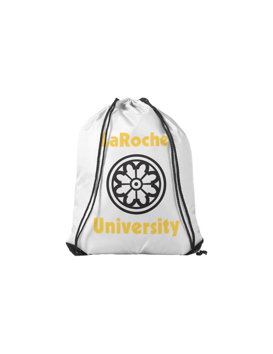 a86538918837d Plecak worek sznurkowy Oriole premium z własnym nadrukiem