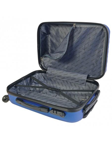 c5e64eb38ef09 Twarda walizka na kółkach bagaż podręczny z własnym nadrukiem